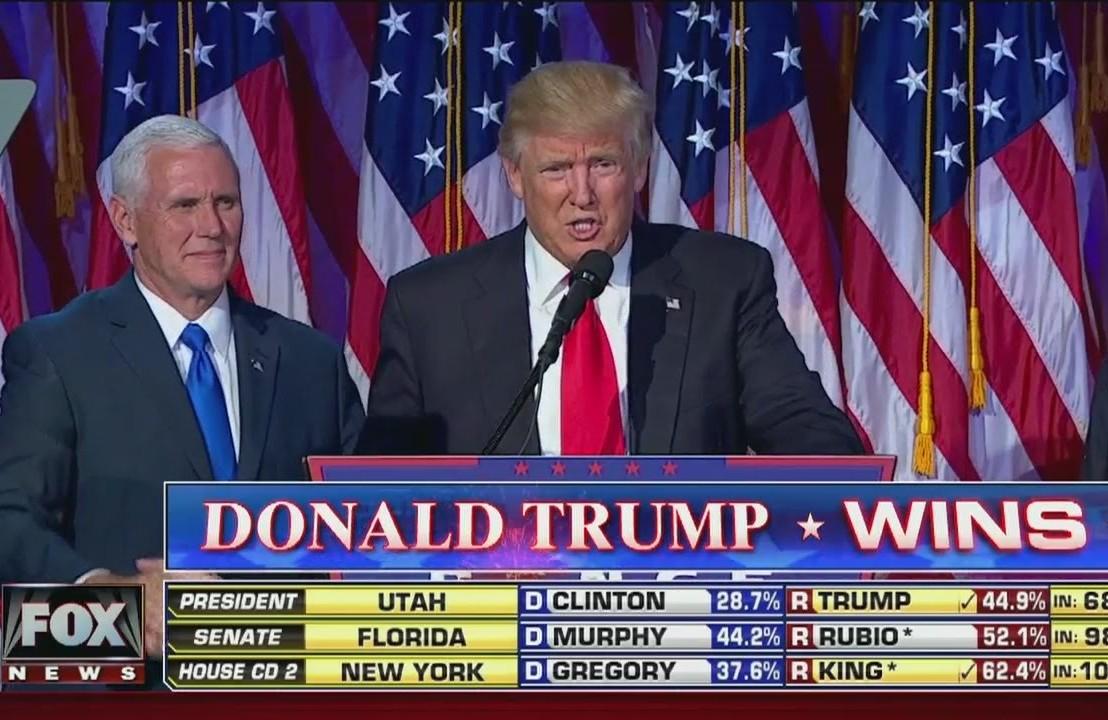 Trump's win, Mitchell Robertson –WOAE015