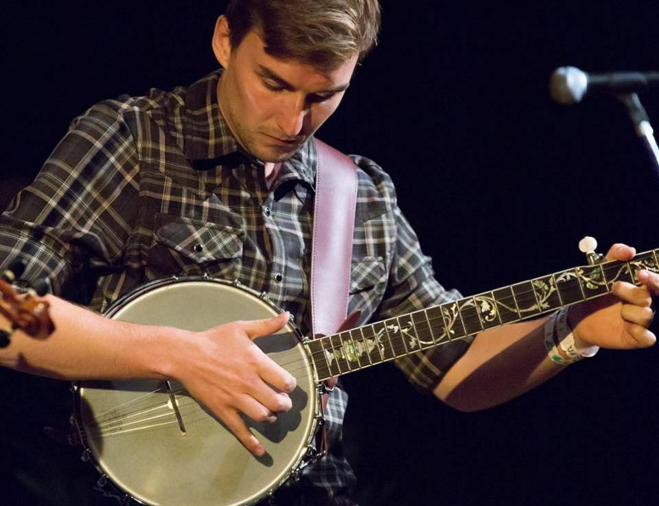 Banjo and old-time music, Joe Glover –WOAE048