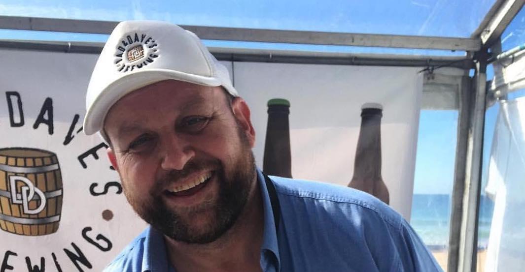Craft beer brewer and Associate Professor John Dumay –WOAE064