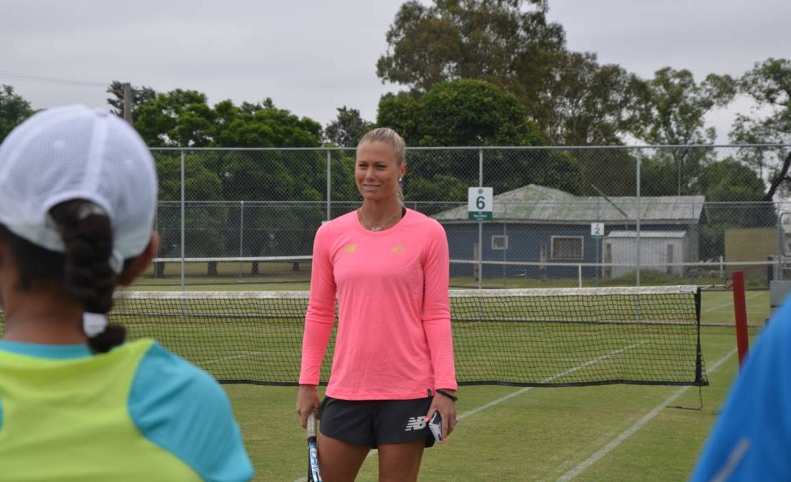 Professional tennis, Jaslyn Hewitt-Shehadie —WOAE073