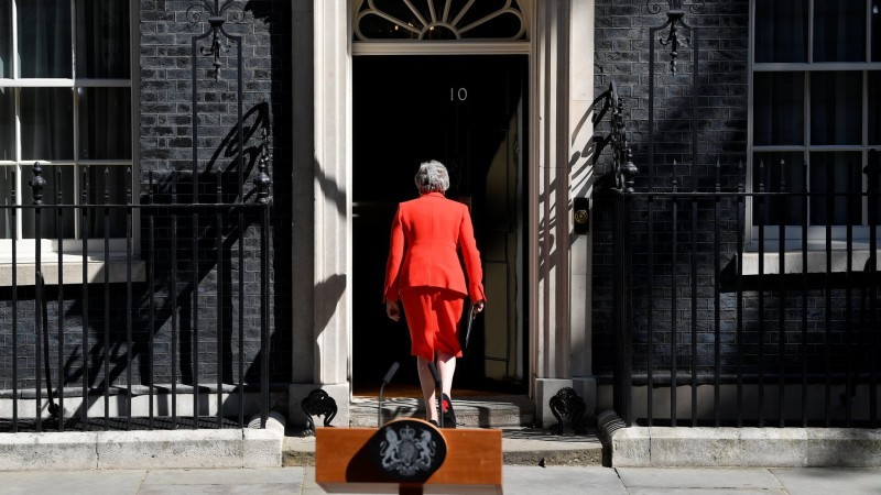 Theresa May's resignation and the problems of Brexit —WOAE078