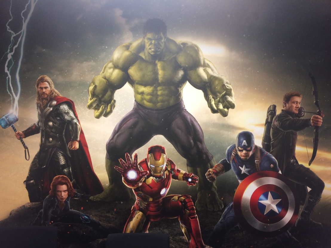 The Avengers and Marvel Cinematic Universe with Jeremy Ray from