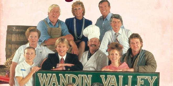 Australian TV nostalgia with Anne-Marie Gallagher —WOAE090